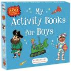 My Activity Books for Boys (Sticker Activity Books) Cover Image