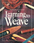 Learning to Weave Cover Image