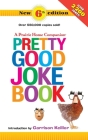 Pretty Good Joke Book: 6th Edition Cover Image