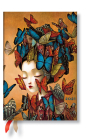 Paperblanks 2021 Madame Butterfly Mini 12-Month-Flexis Cover Image