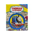 Thomas & Friends (First Look and Find) Cover Image