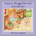 Mary Engelbreit's 2022 Collectible Print with Wall Calendar: Friends Cover Image