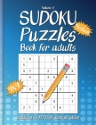 Medium Sudoku Book For Adults: A Collection Of Over 100 Sudoku Puzzles with solutions, 9x9, Large 8.5 x 11 inches, Fun Sudoku Puzzles, Volume 5, Medi Cover Image