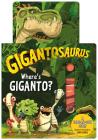 Gigantosaurus: Where's Giganto? Cover Image