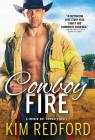 Cowboy Fire (Smokin' Hot Cowboys #8) Cover Image