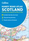 2019 Collins Handy Road Atlas Scotland Cover Image