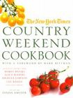 The New York Times Country Weekend Cookbook Cover Image