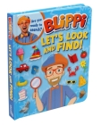 Blippi: Let's Look and Find Cover Image