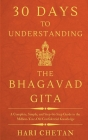 30 Days to Understanding the Bhagavad Gita Cover Image