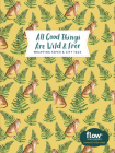 All Good Things Are Wild and Free Wrapping Paper and Gift Tags (Flow) Cover Image