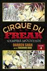 Cirque Du Freak: The Manga, Vol. 4: Vampire Mountain Cover Image