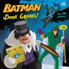 Book Crooks! (DC Super Heroes: Batman) (Pictureback(R)) Cover Image