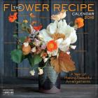 The Flower Recipe Wall Calendar 2016 Cover Image