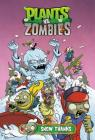 Plants vs. Zombies Volume 13: Snow Thanks Cover Image