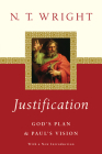Justification: God's Plan Paul's Vision Cover Image