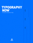 Typography Now Cover Image
