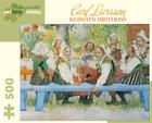 Carl Larsson: Kersti's Birthday 500-Piece Jigsaw Puzzle (Pomegranate Artpiece Puzzle) Cover Image