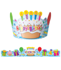 Birthday Crowns Cover Image