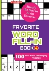 FAVORITE WORD FILL-IN Book 4 Cover Image