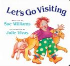 Let's Go Visiting: Lap-Sized Board Book Cover Image