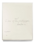 Diane Arbus: A Box of Ten Photographs Cover Image
