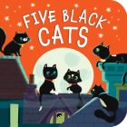 Five Black Cats Cover Image