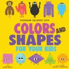 Norwegian Children's Book: Colors and Shapes for Your Kids Cover Image