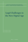 Legal Challenges in the New Digital Age Cover Image