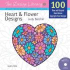 Heart & Flower Designs (Design Library) Cover Image