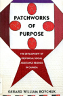 Patchworks of Purpose: The Development of Provincial Social Assistance Regimes in Canada (Canadian Public Administration Series #23) Cover Image