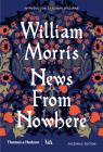 News from Nowhere: A Facsimile Edition Cover Image