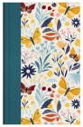 Beautiful Wisdom [Teal Butterfly]: The Refreshingly Approachable New Life Version of the Bible Cover Image