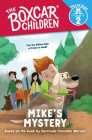 Mike's Mystery (the Boxcar Children: Time to Read, Level 2) Cover Image