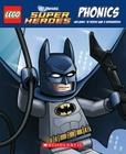 Phonics Boxed Set (LEGO DC Superheroes) (LEGO DC Super Heroes #1) Cover Image