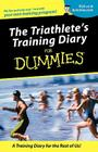 Triathletes Training Diary for Dummies Cover Image