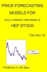 Price-Forecasting Models for Holly Energy Partners LP HEP Stock Cover Image
