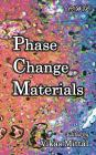 Phase Change Materials Cover Image
