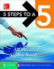 AP Physics 1: Algebra-Based Cover Image