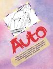 Libro delle attività Per ragazzi - Auto. Più di 100 automobili, autobus e camion: Automobile sportiva, Wagon, Berlina, Pickup, e altri. Grandi libri d Cover Image