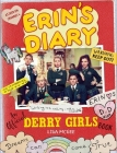 Erin's Diary: An Official Derry Girls Book Cover Image