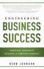 Engineering Business Success: Essential Lessons in Building a Thriving Company Cover Image