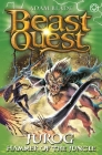 Beast Quest: Jurog, Hammer of the Jungle: Series 22 Book 3 Cover Image
