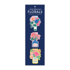 Ever Upward Florals Shaped Magnetic Bookmarks: Book II: The Winds of Time Cover Image