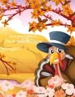 Livro para Colorir de Dia de Ação de Graças Cover Image