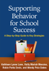 Supporting Behavior for School Success: A Step-by-Step Guide to Key Strategies Cover Image