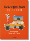 The New York Times Explorer. Mountains, Deserts & Plains Cover Image