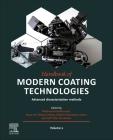 Handbook of Modern Coating Technologies: Advanced Characterization Methods Cover Image