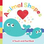 Animal Shapes: A Touch-And-Feel Book (Tiny Touch) Cover Image