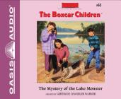 The Mystery of the Lake Monster (Library Edition) (The Boxcar Children Mysteries #62) Cover Image