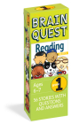 Brain Quest 1st Grade Reading Q&A Cards: 750 Questions and Answers to Challenge the Mind. Curriculum-based! Teacher-approved! (Brain Quest Decks) Cover Image